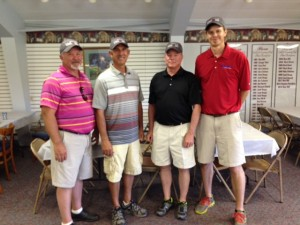 16th Annual Golf Scramble Second Place pic